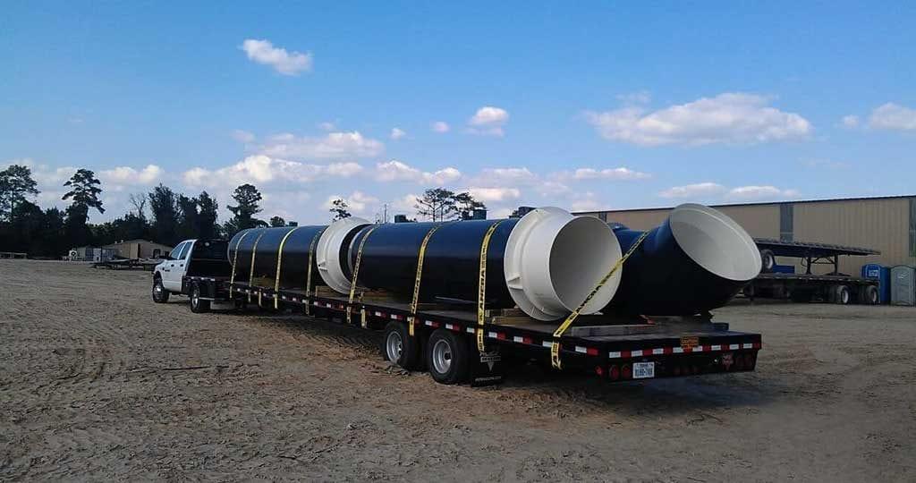houston 40 ft float